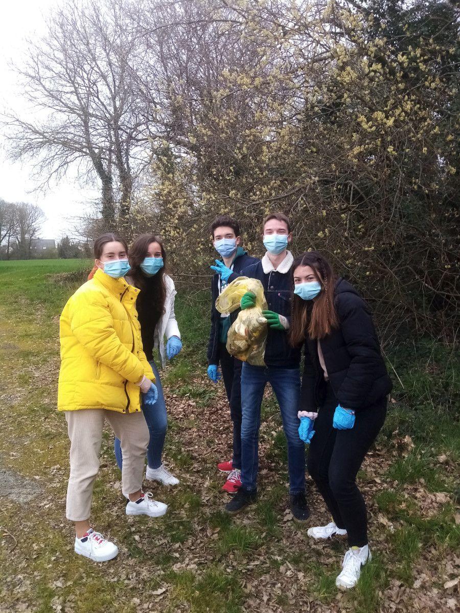 respect de l'environnement par les étudiants